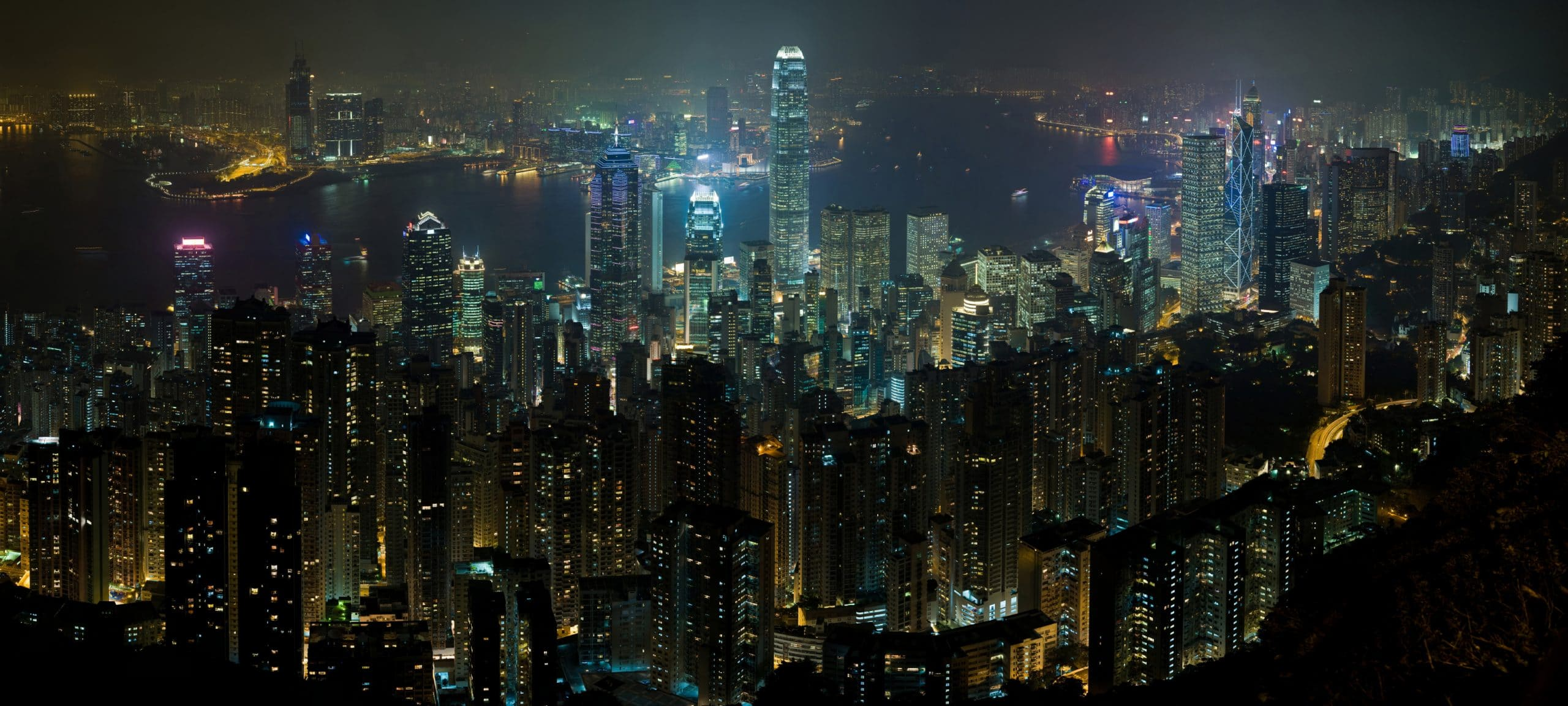 hong kong in 2051 essay