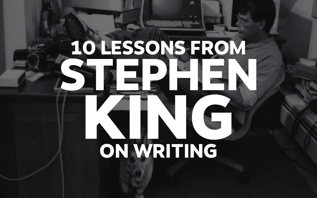 Essay on My Favorite Author: Stephen King - Words | Bartleby